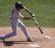 Portland Sea Dogs' Derrick Gibson Stock Images