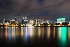 Portland-Skyline Stockfotografie