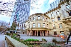 Portland stadshus Royaltyfria Bilder