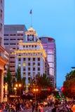 Portland Starlight Parade 2015 Stock Photo