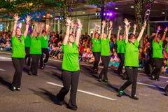 Portland Starlight Parade 2015 Royalty Free Stock Photo