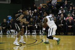 Portland State vs  Idaho Stock Images
