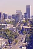 Portland Stati Uniti Immagine Stock