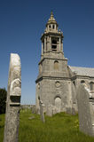 Portland stone Church Stock Photography