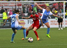 Portland Thorns vs Blue Sky Royalty Free Stock Images