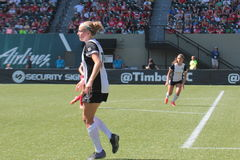 Portland Thorns vs Seattle Royalty Free Stock Photography