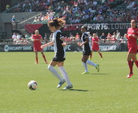 Portland Thorns vs Seattle Stock Photo