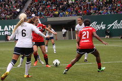 Portland Thorns Royalty Free Stock Photo