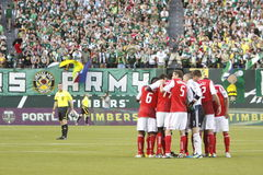 Portland Timbers Royalty Free Stock Images