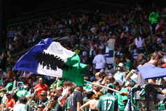 Portland Timbers Major League soccer Stock Photography