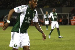 Portland Timbers soccer-football Royalty Free Stock Photo
