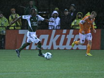 Portland Timbers soccer-football Royalty Free Stock Image
