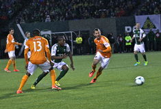 Portland Timbers soccer-football Royalty Free Stock Photography