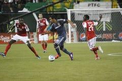 Portland Timbers vs LA Galaxy Stock Images