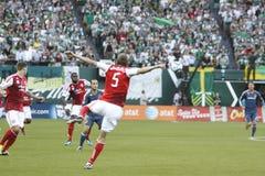 Portland Timbers vs LA Galaxy Stock Photos