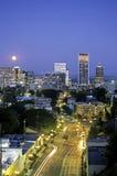 Portland van de binnenstad, Oregon de V.S. Stock Afbeelding