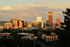 Portland Vista Stock Photo