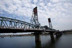Portland Waterfront Stock Image