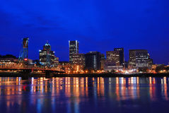 Portland Waterfront Stock Photos