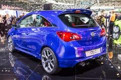 2015 Portlandcement van Opel Corsa Royalty-vrije Stock Afbeelding