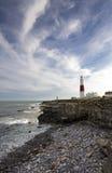 Portlandzka Bill latarnia morska Fotografia Royalty Free