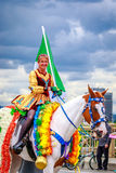Portlandzka Uroczysta Kwiecista parada 2016 Zdjęcia Royalty Free