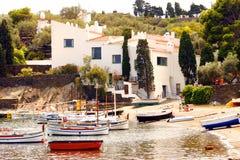 Portlligat - Cadaques 免版税图库摄影