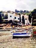 Salvador Dali home Portlligat Cadaques Stock Images
