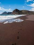 Portman Beach Costa Calida Spain Royalty Free Stock Image