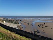 Portmanock-Strand lizenzfreies stockfoto