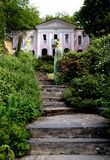 Portmeirion. Village stock photo