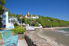 Portmeirion Coast Royalty Free Stock Images