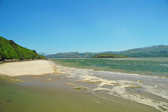 Portmeirion Estuary Royalty Free Stock Photo