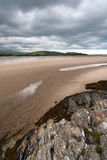 Portmeirion estuary in Wales Stock Images