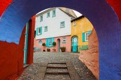Portmeirion, Reino Unido Imágenes de archivo libres de regalías
