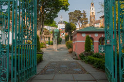 Portmeirion, UK Stock Images
