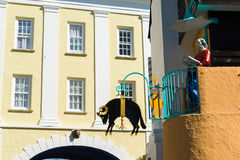 Portmeirion village, North Wales Royalty Free Stock Photography