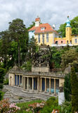Portmeirion Village, Wales, UK stock photography