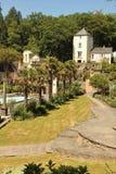 Portmeirion w Gwynedd, Północny Walia Zdjęcie Royalty Free