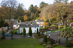 Portmeirion in Wales Royalty Free Stock Photo