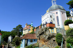 Portmeirion, Wales. Royalty Free Stock Photography