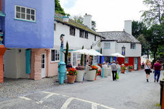 Portmeirion, Wales. Royalty Free Stock Image