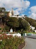 Portmeirion wioska od hotelu Obrazy Stock