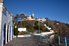 Portmerion Royalty Free Stock Images