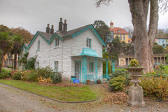 Portmerion Village Royalty Free Stock Photography