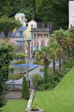 Portmerion in Wales, UK Stock Photo
