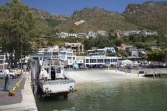 Porto África do Sul da baía de Gordons imagens de stock royalty free