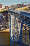 porto Мост Дон Луис Стоковые Изображения RF