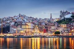 porto Португалия Стоковое Изображение RF