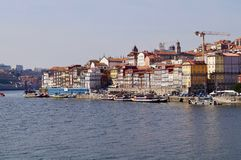 porto Португалия Стоковое Изображение